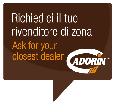 Richiedici il tuo rivenditore di zona - Ask your dealer